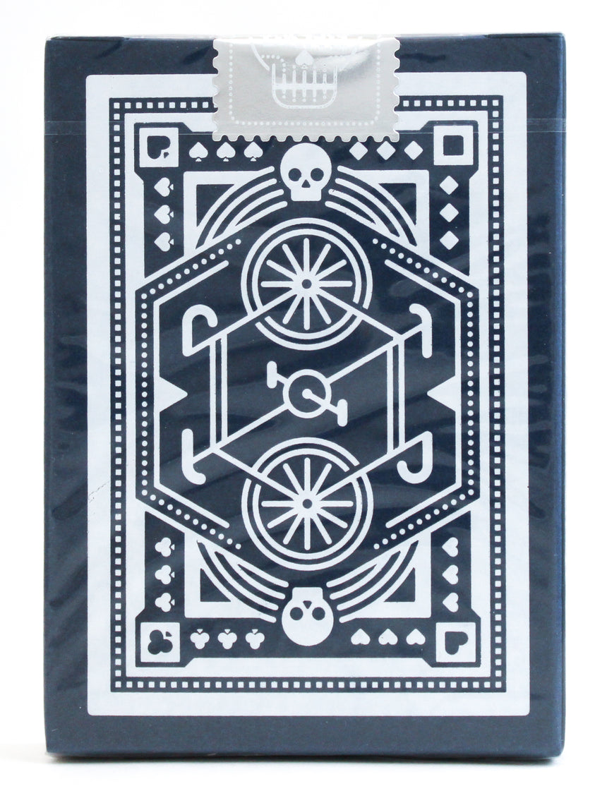 DKNG Blue Wheel - BAM Playing Cards