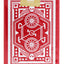 DKNG Red Wheel - BAM Playing Cards