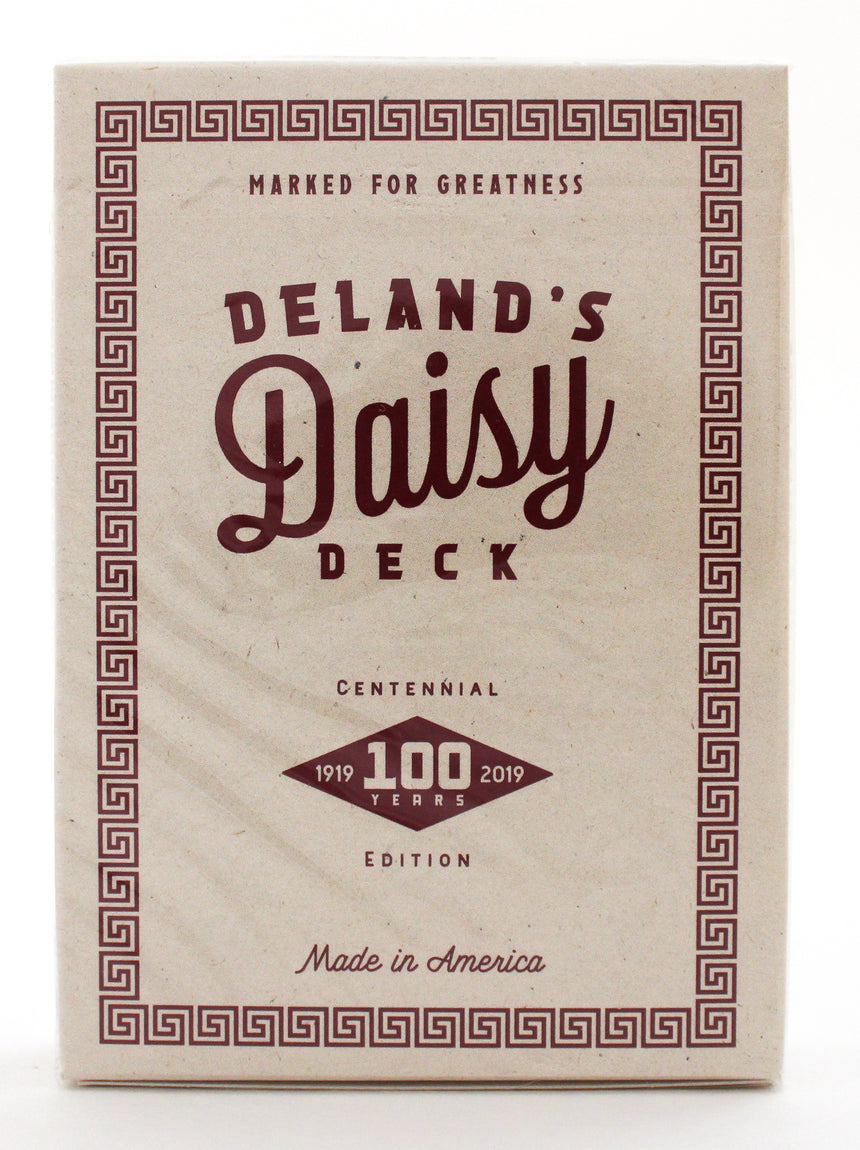 Deland's Daisy - BAM Playing Cards