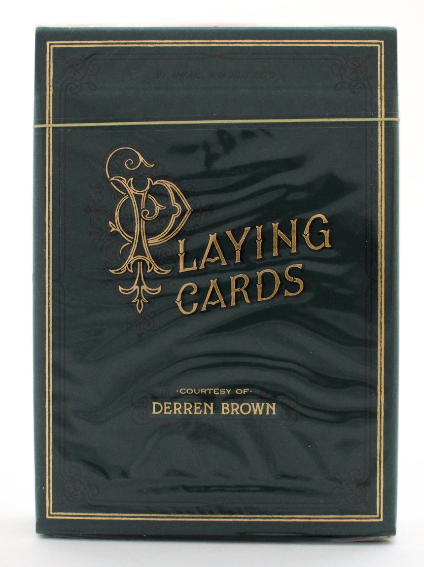 Derren Brown - BAM Playing Cards
