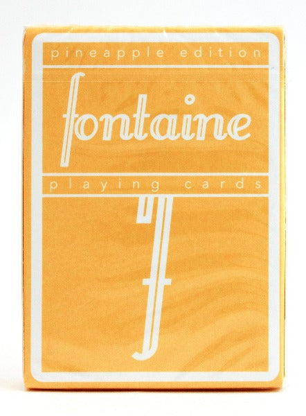 Fontaine Pineapple - BAM Playing Cards