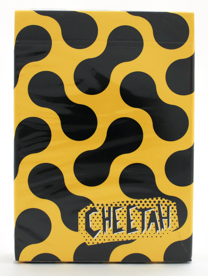 Cheetah - Gemini - BAM Playing Cards