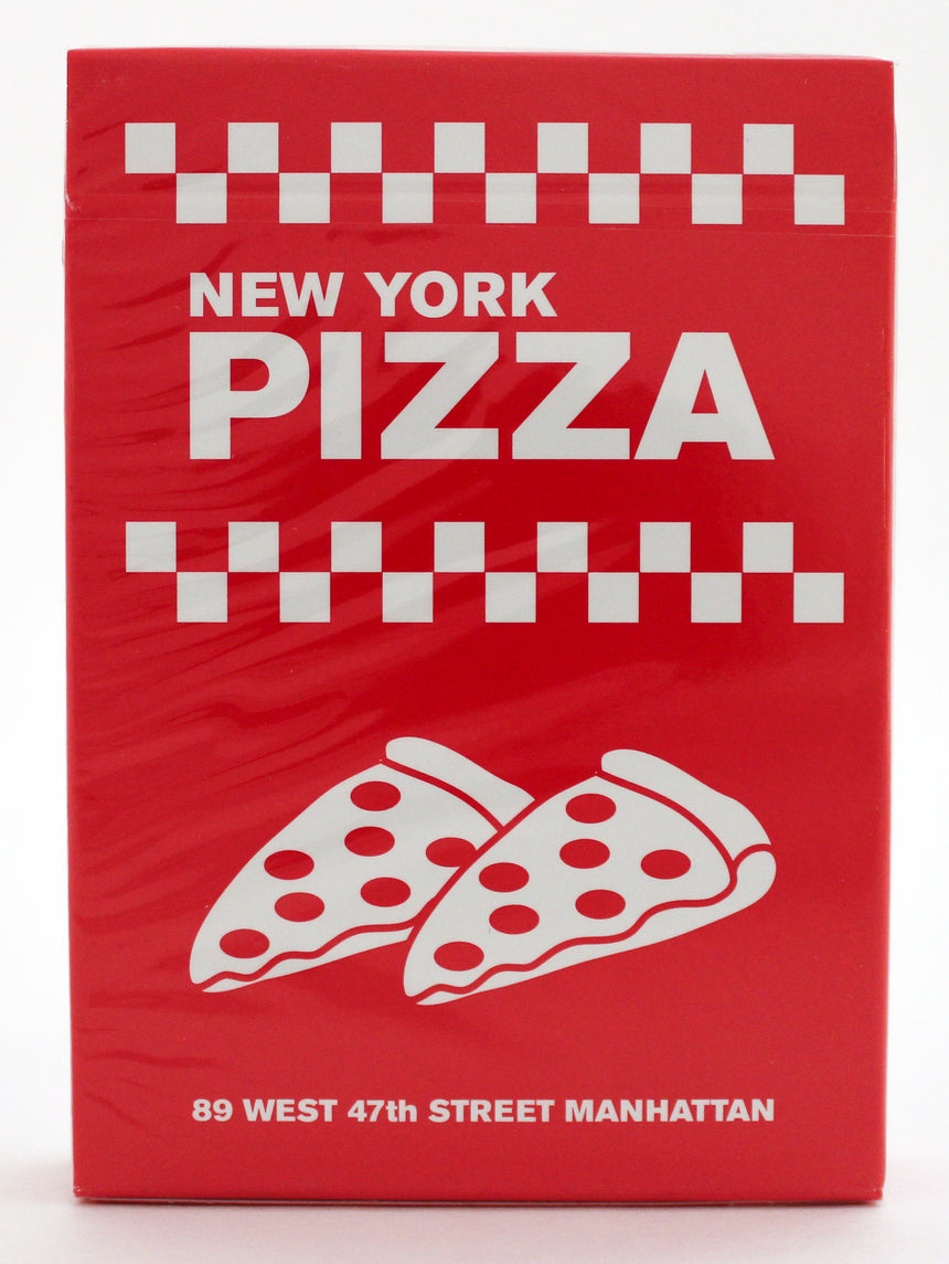 New York Pizza - BAM Playing Cards