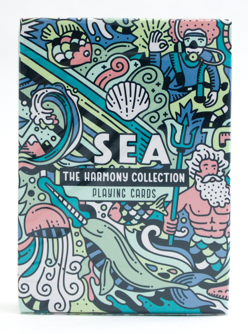 Harmony Sea - BAM Playing Cards