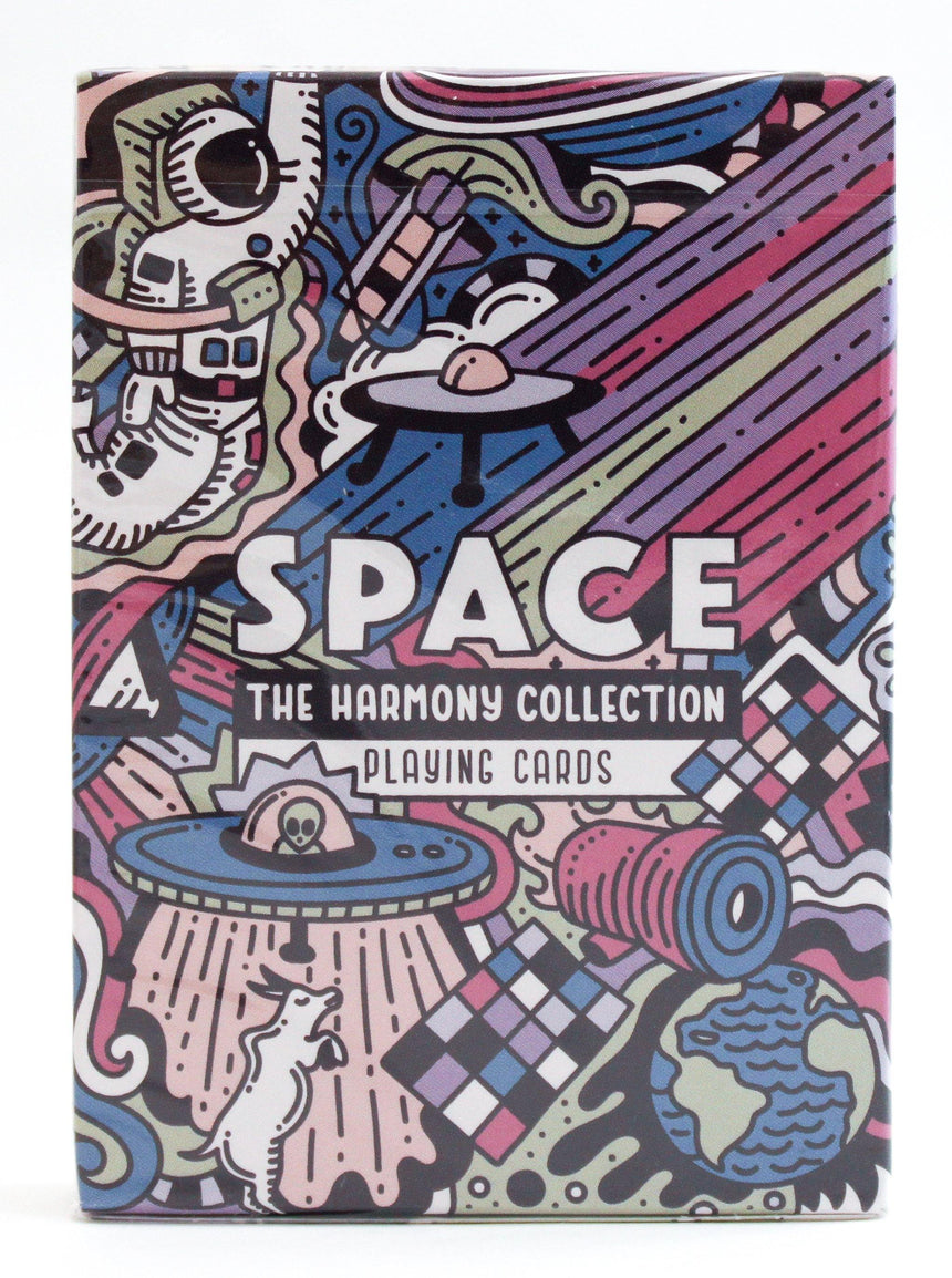 Harmony Space - BAM Playing Cards
