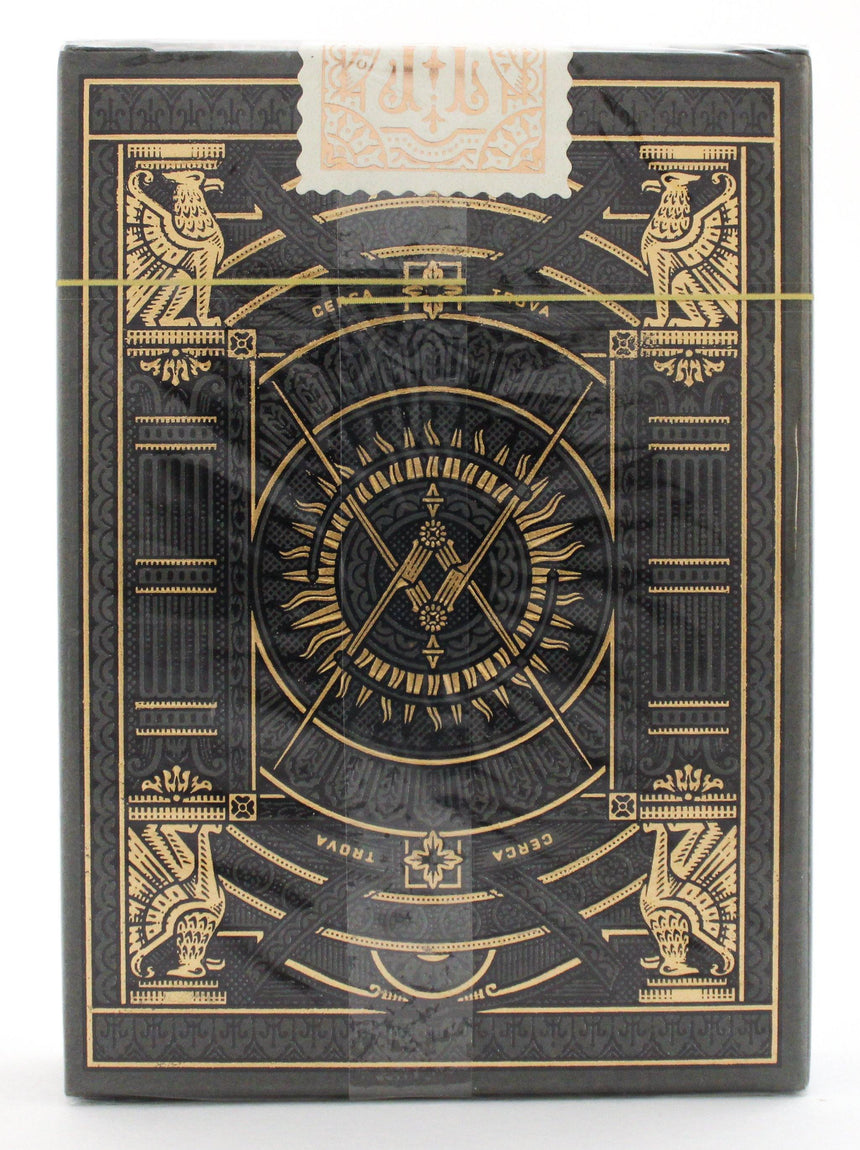 Black Hudson - BAM Playing Cards