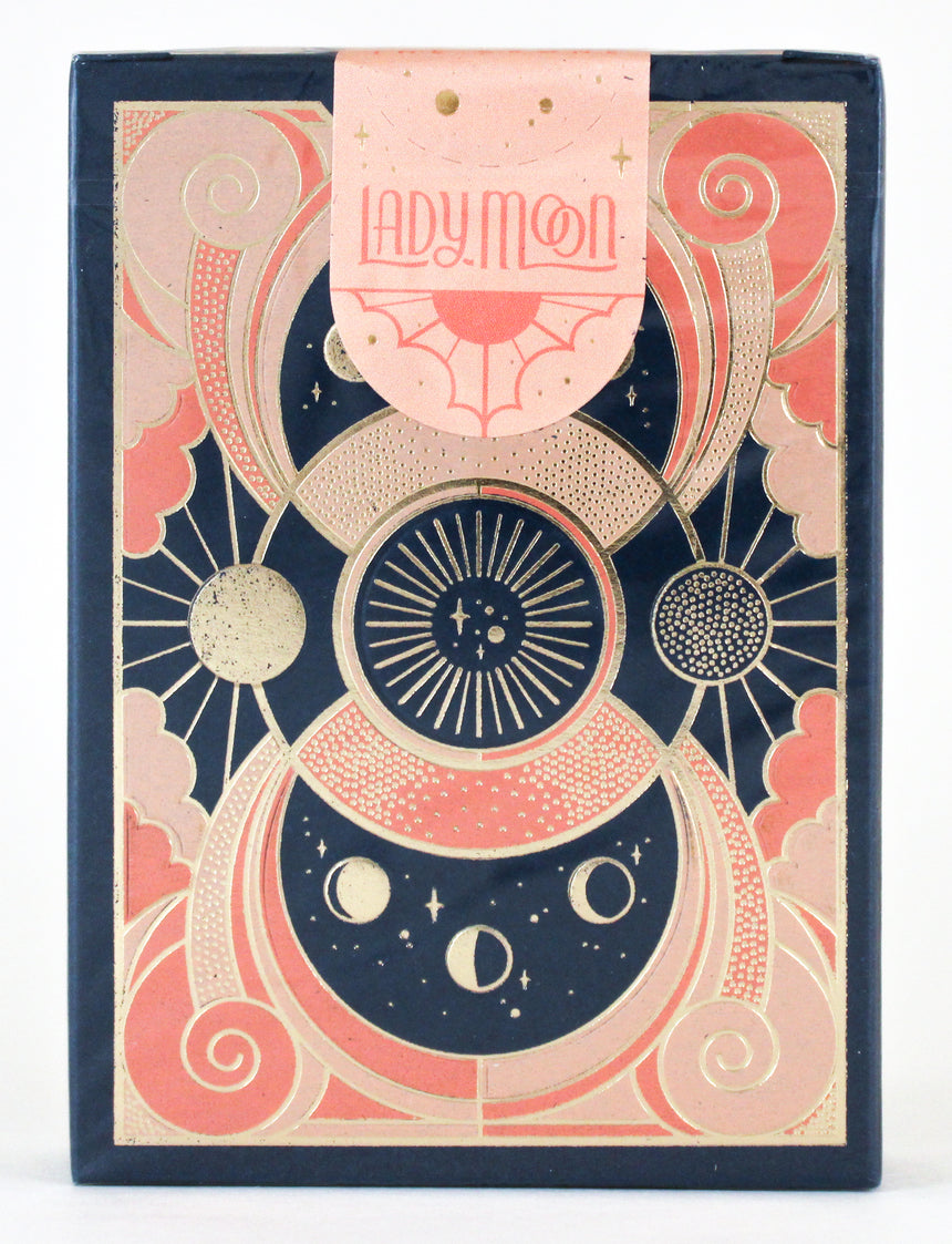 Lady Moon - BAM Playing Cards