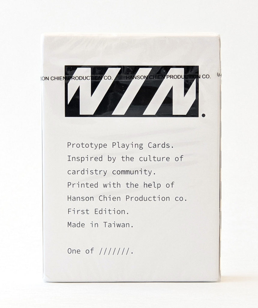 VIN Prototype - BAM Playing Cards (4816349954187)