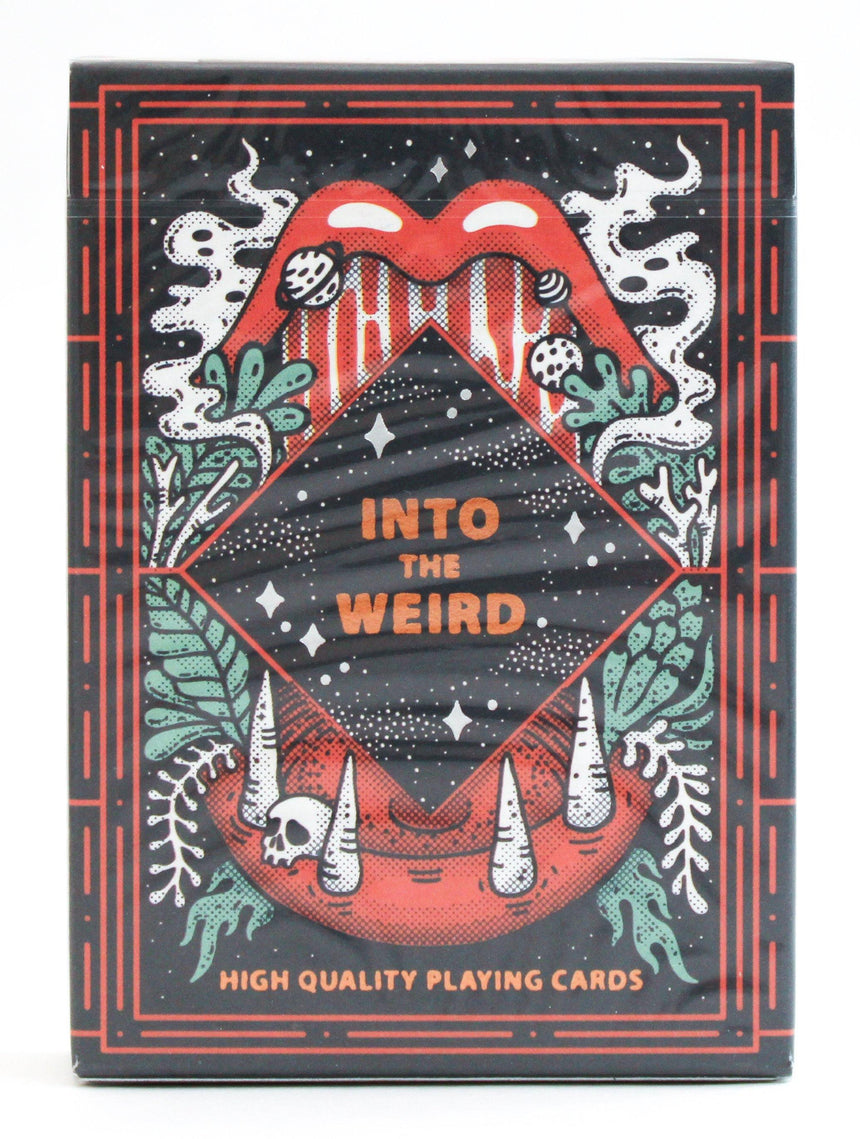 Into the Weird - BAM Playing Cards