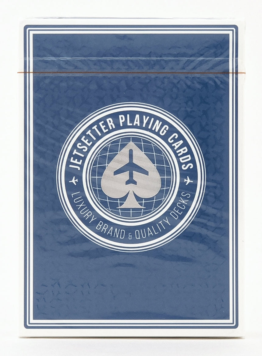Premier Edition Blue - Jetsetter - BAM Playing Cards