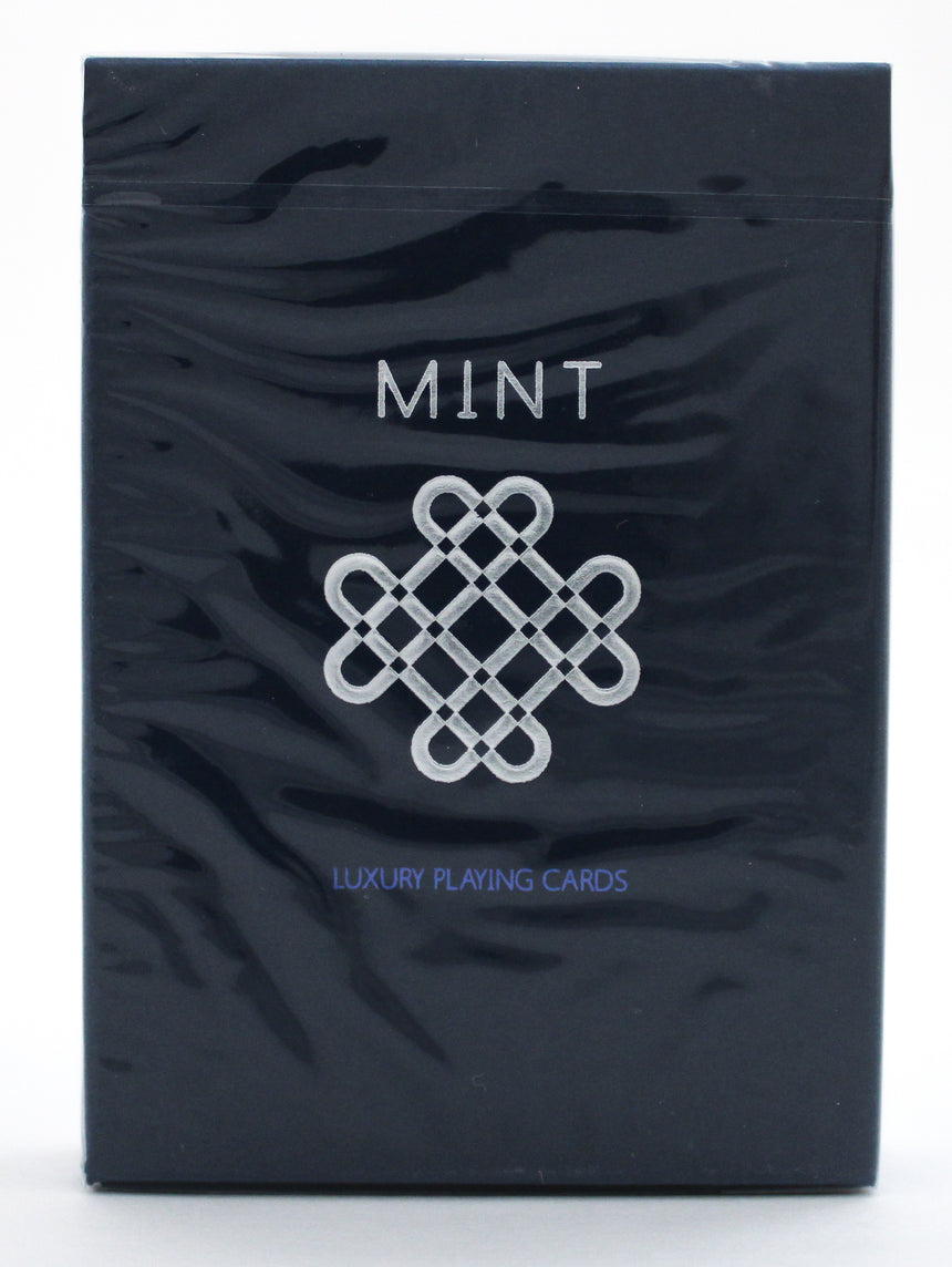 Mint - Blueberry - BAM Playing Cards