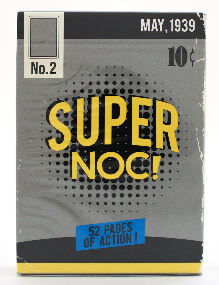 Super NOC V2: BATNOC - BAM Playing Cards (5591847862421)
