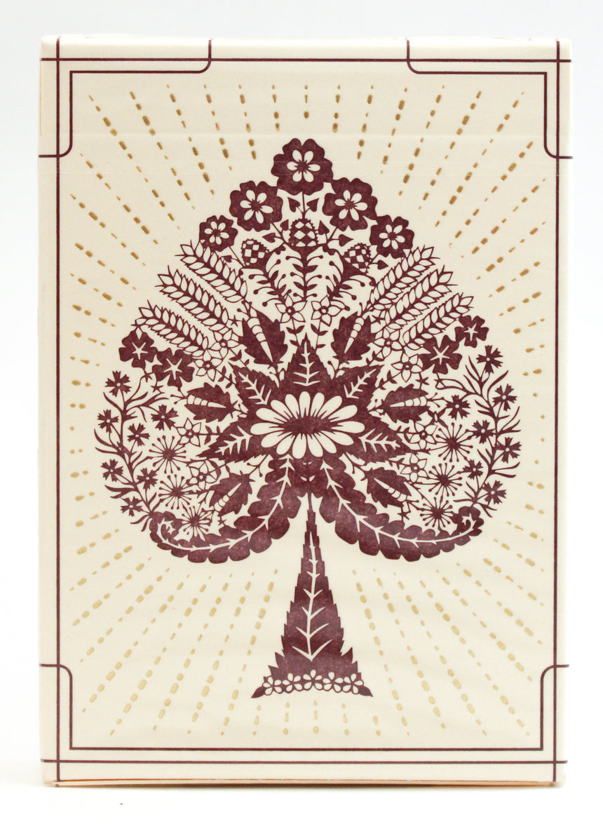 Papercuts - BAM Playing Cards (4892054814859)