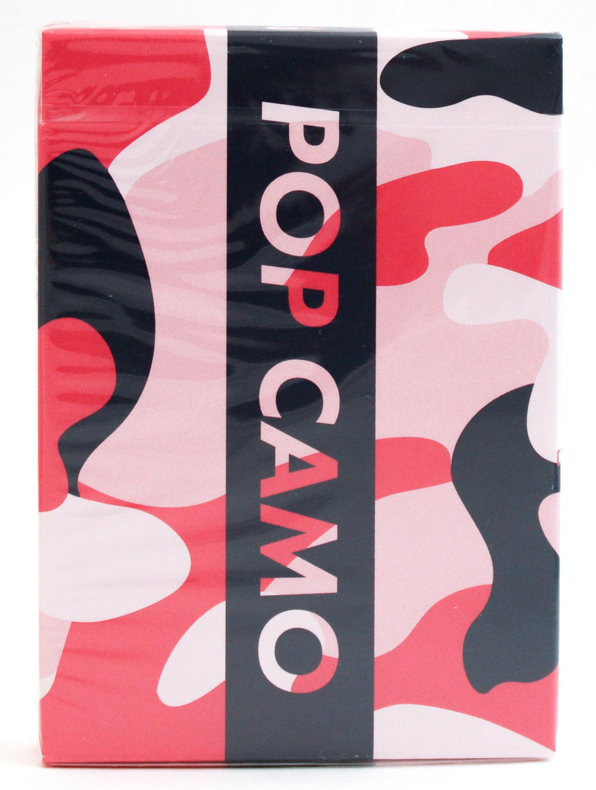 Pop Camo - BAM Playing Cards