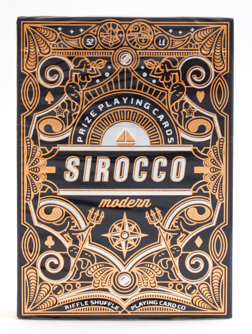 Sirocco Modern - BAM Playing Cards (4832068665483)