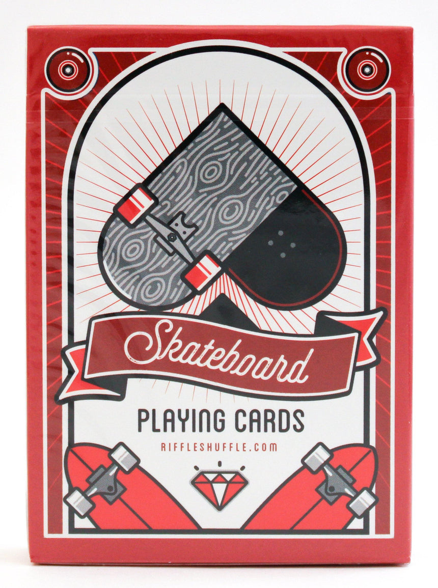 Skateboard V2 - BAM Playing Cards (5618905481365)