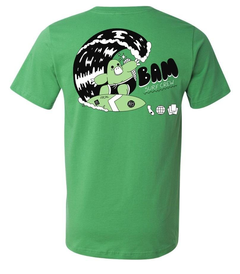 BAM Surf Tee - BAM Playing Cards