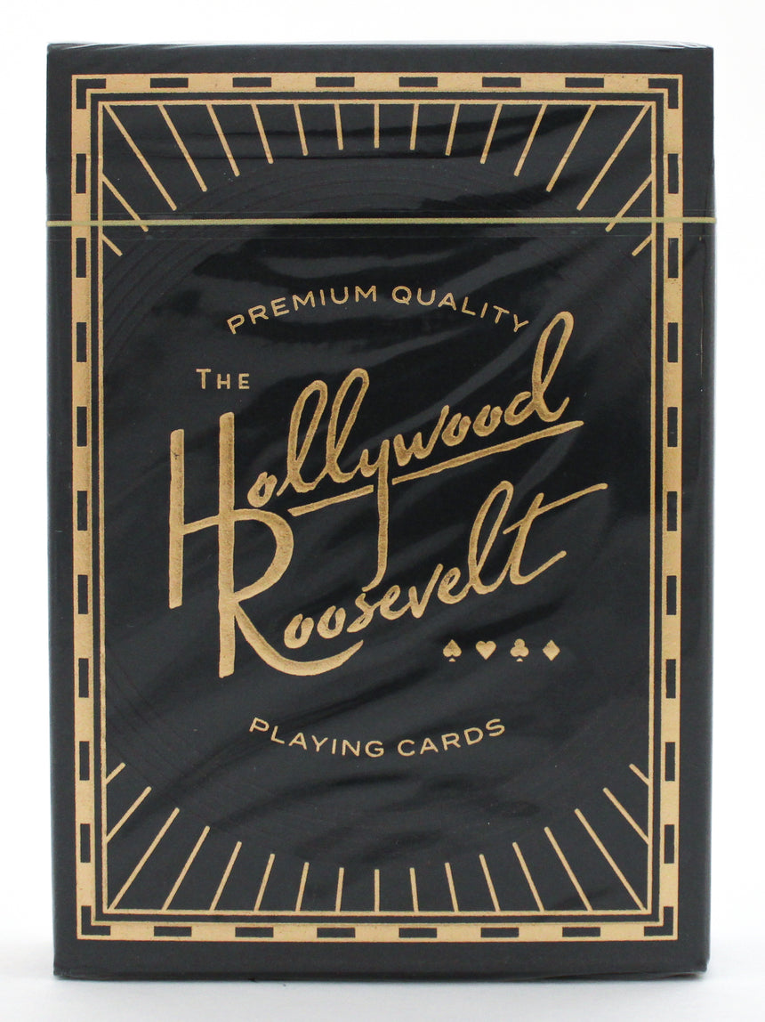 Hollywood Roosevelt - BAM Playing Cards
