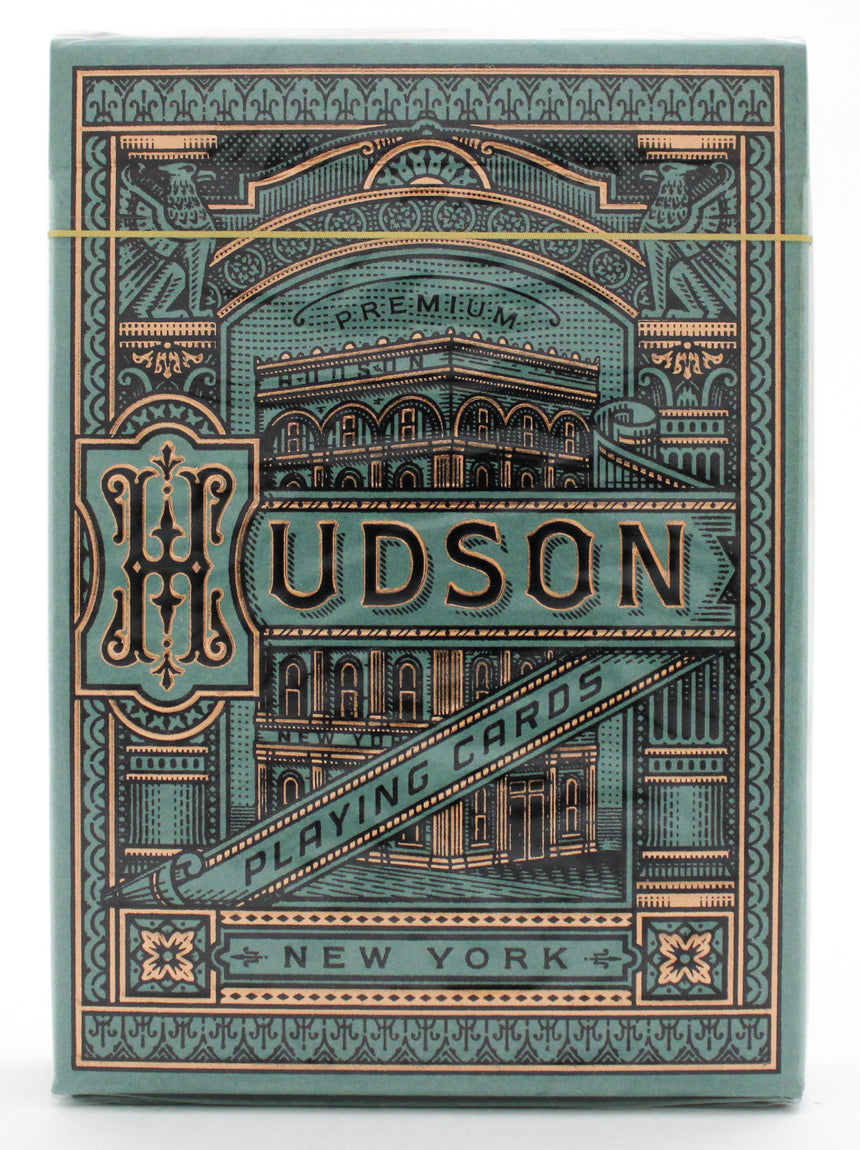 Hudson Playing Cards - BAM Playing Cards