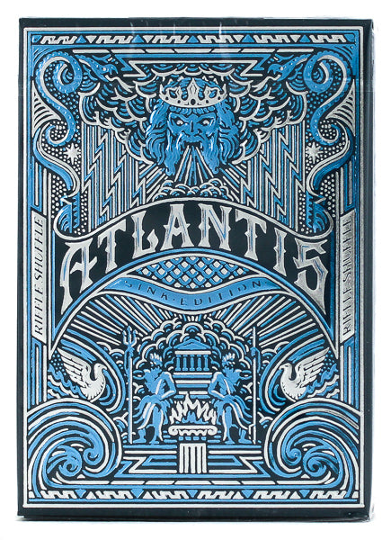 Atlantis Sink - BAM Playing Cards (6646223798421)