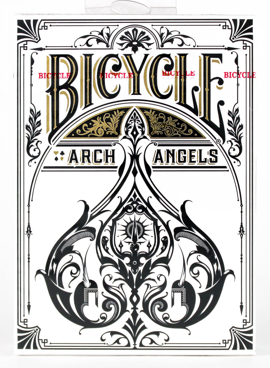 Bicycle Arch Angel - BAM Playing Cards (6348113445013)