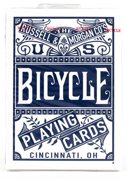 Bicycle Chainless Blue - BAM Playing Cards (6467206578325)