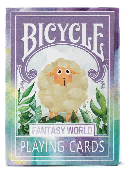 Bicycle Fantasy World - BAM Playing Cards (6515704234133)