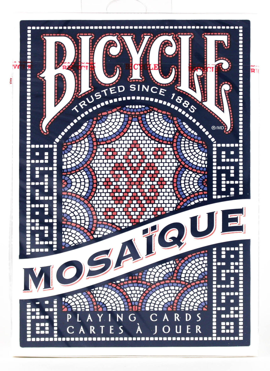 Bicycle Mosaique - BAM Playing Cards