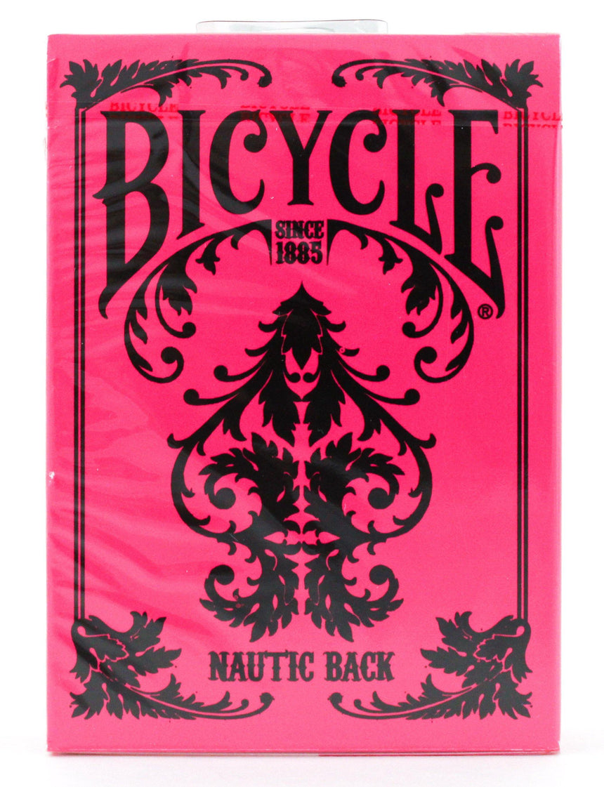Bicycle Nautic Back - BAM Playing Cards (5882019545237)