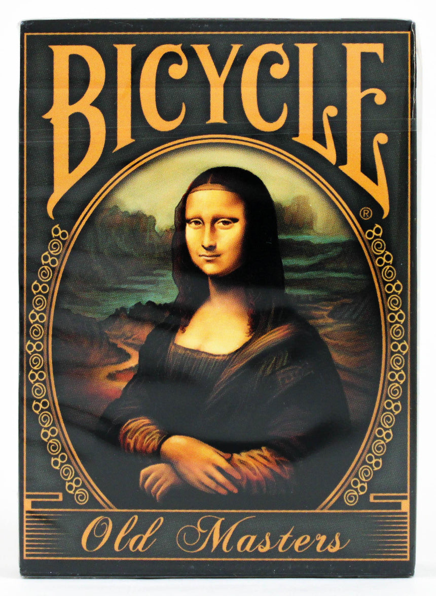 Bicycle Old Masters - BAM Playing Cards