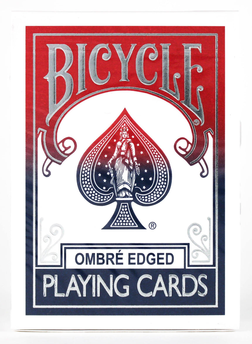 Bicycle Ombre - BAM Playing Cards (6348114165909)