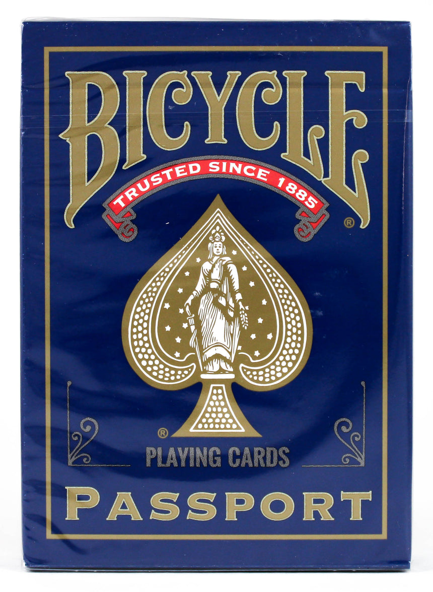 Passport Project - BAM Playing Cards (6314790650005)