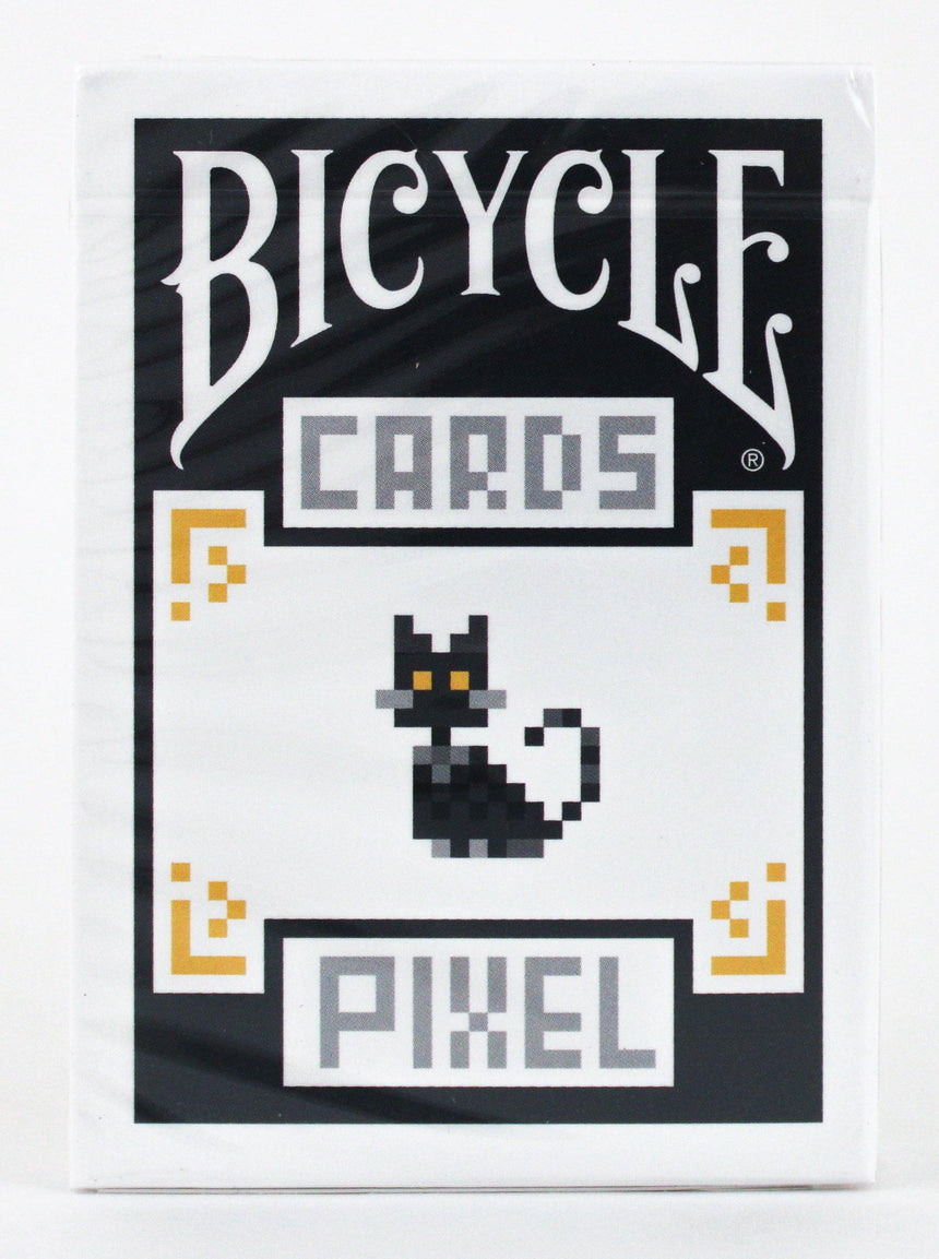 Bicycle Pixel Cat - BAM Playing Cards
