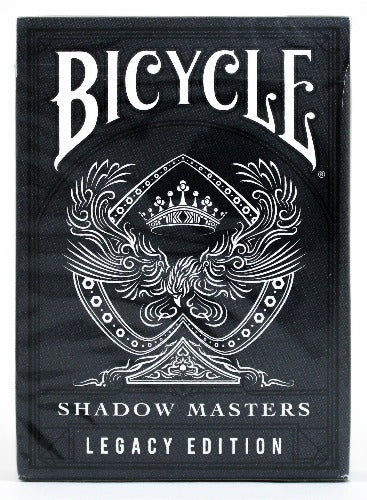 Bicycle Legacy Shadow Masters V2 - BAM Playing Cards (6232392401045)