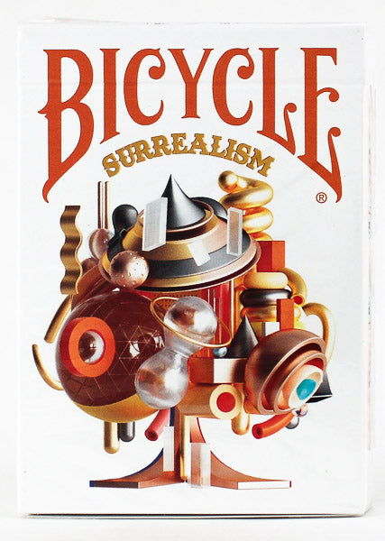 Bicycle Surrealism - BAM Playing Cards (6531563847829)