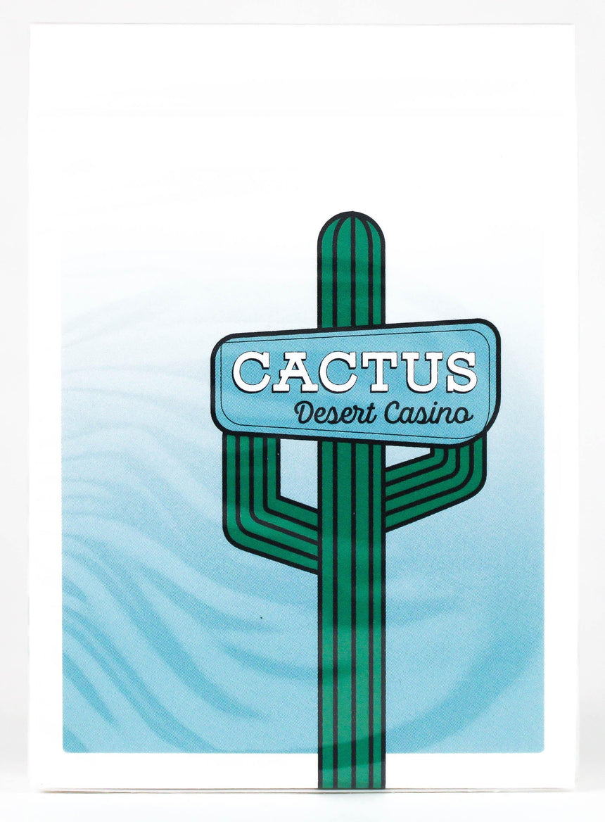 Cactus - BAM Playing Cards