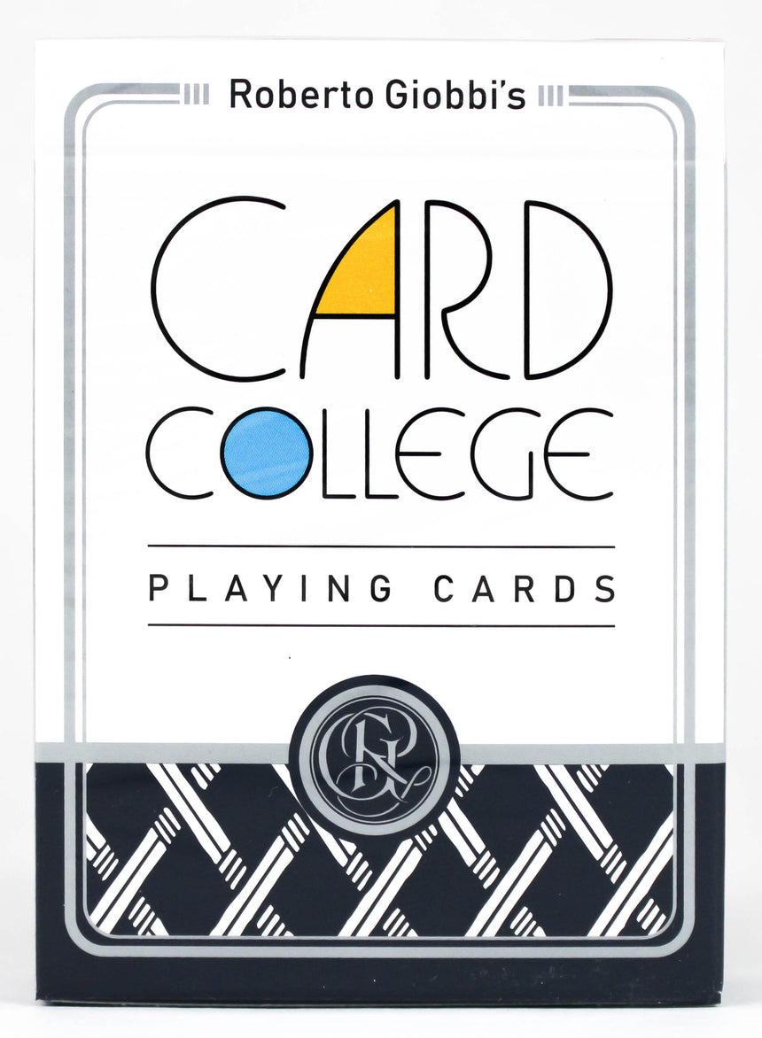 Card College Blue - BAM Playing Cards (6314792157333)