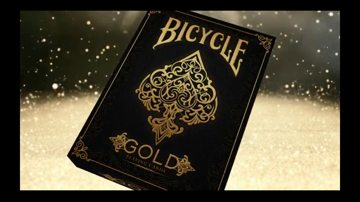 Bicycle Gold Deck (6654130028693)