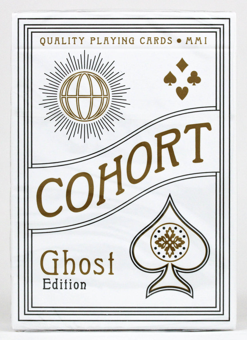 Ghost Cohort - BAM Playing Cards (6150177947797)