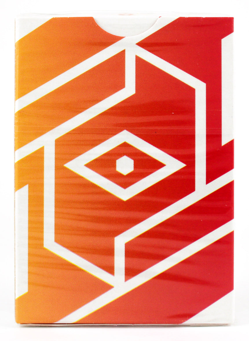 COPAG 310 Alpha Orange - BAM Playing Cards