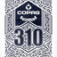 COPAG 310 Blue - BAM Playing Cards (6410909876373)