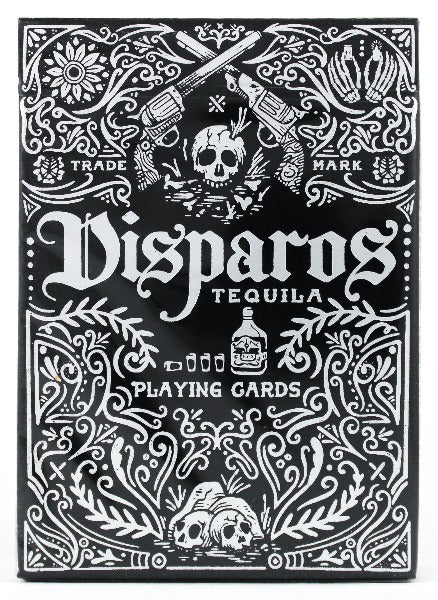 Disparos Black - BAM Playing Cards (6257781440661)