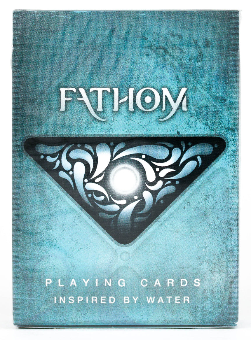 Fathom - BAM Playing Cards (6249101033621)