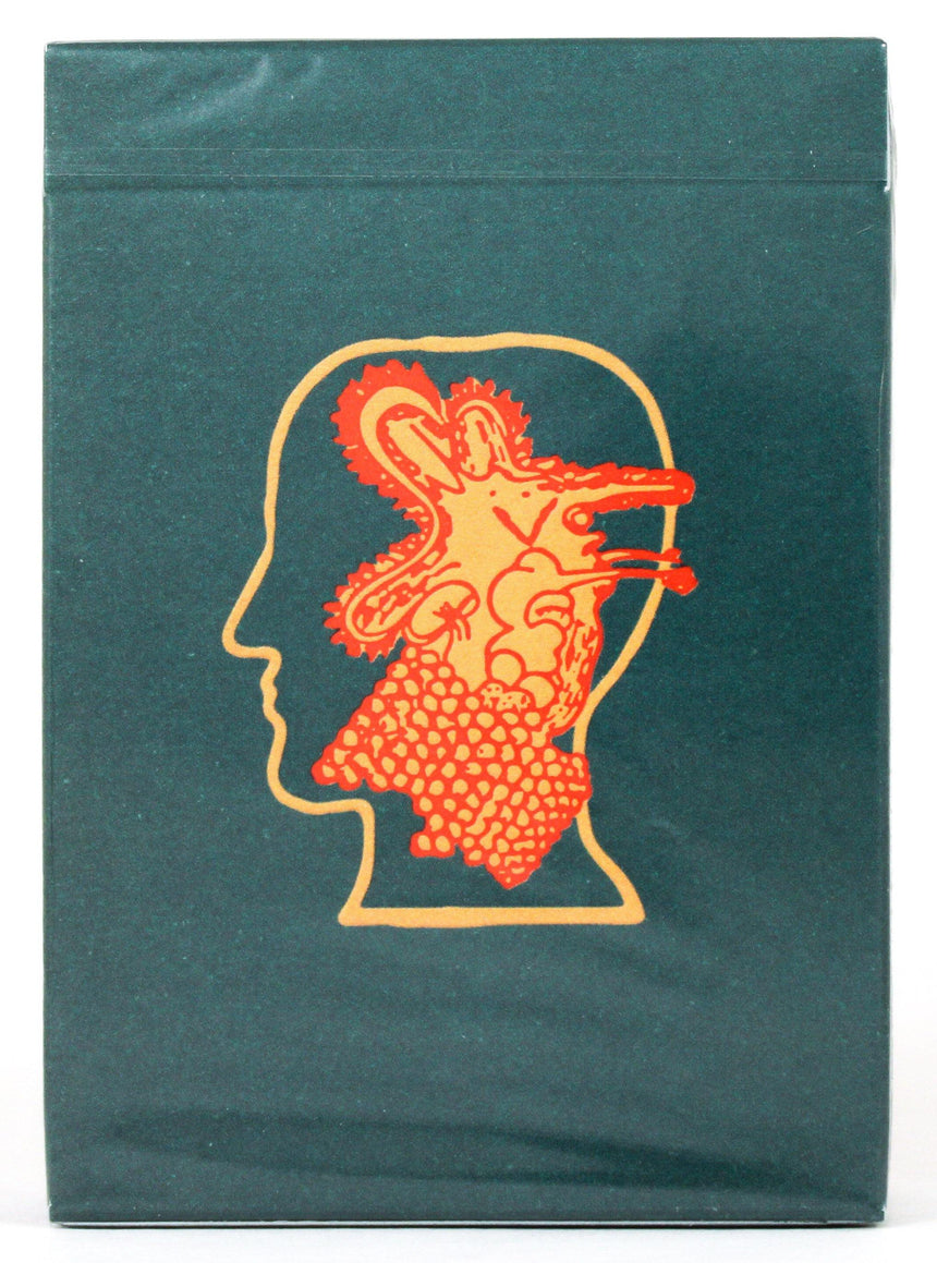 Fontaine Brain Dead - BAM Playing Cards