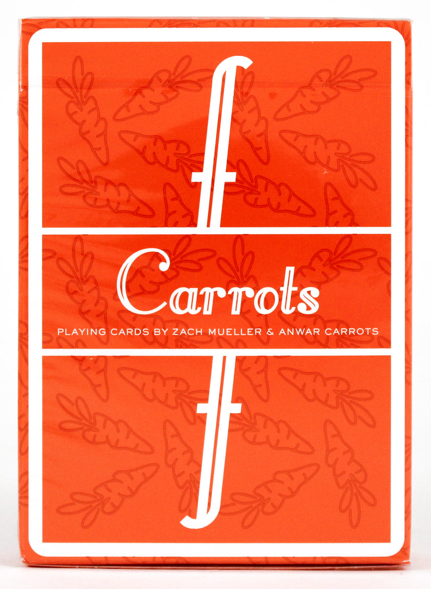 Fontaine Carrots V1 - BAM Playing Cards