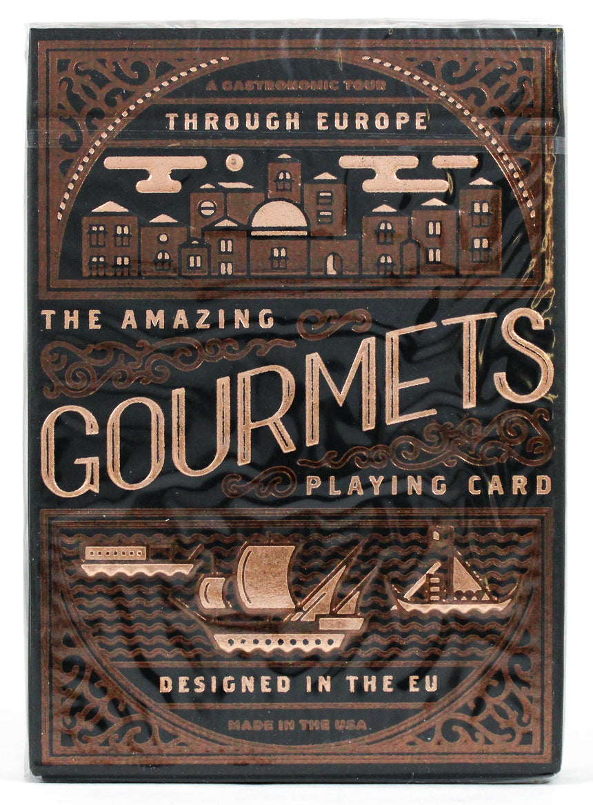 Gourmets - BAM Playing Cards (6180882186389)