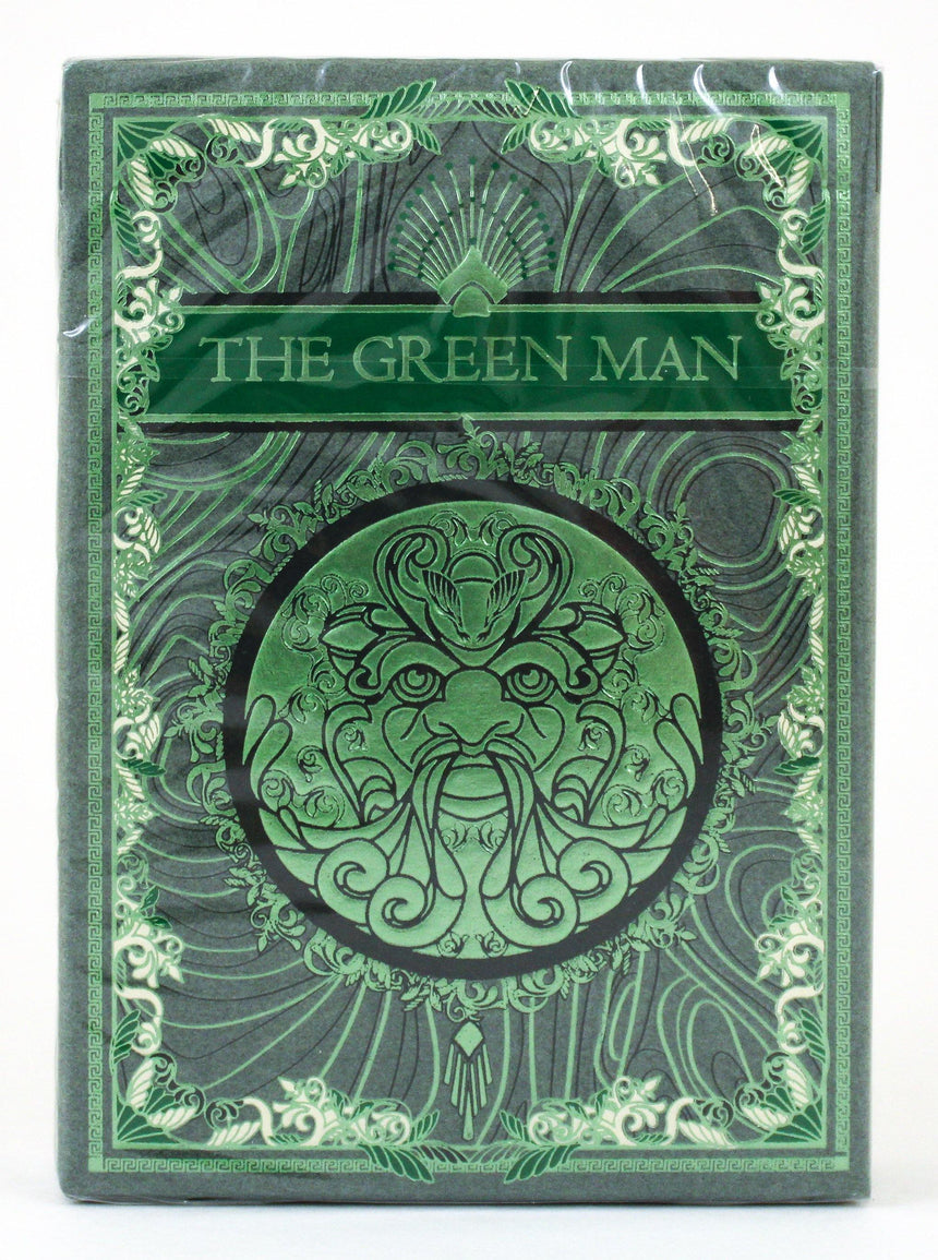 The Green Man Spring - BAM Playing Cards