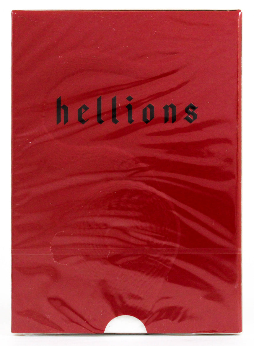 Hellions V4 - BAM Playing Cards