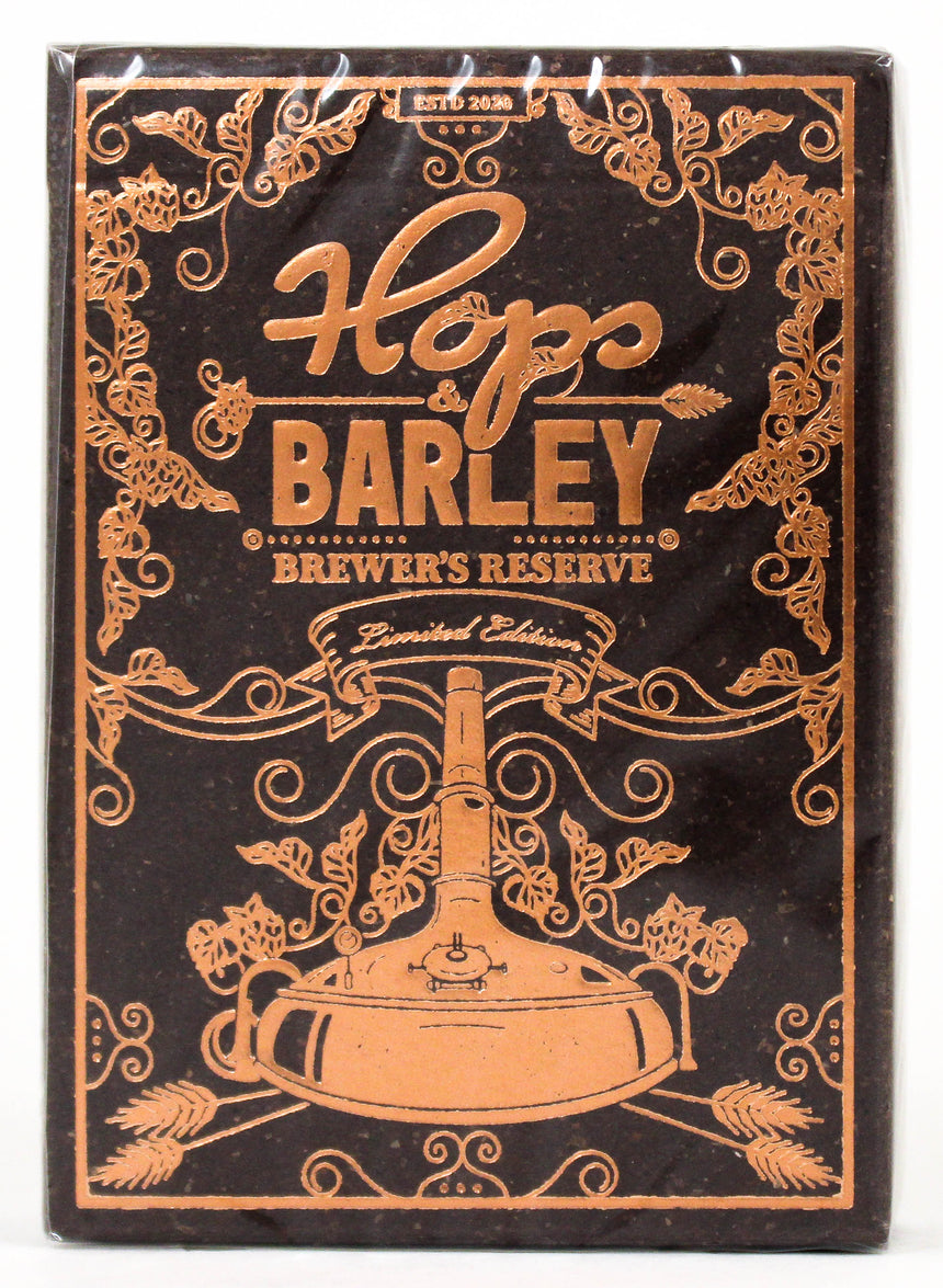 Hops & Barley Copper - BAM Playing Cards (5988356227221)