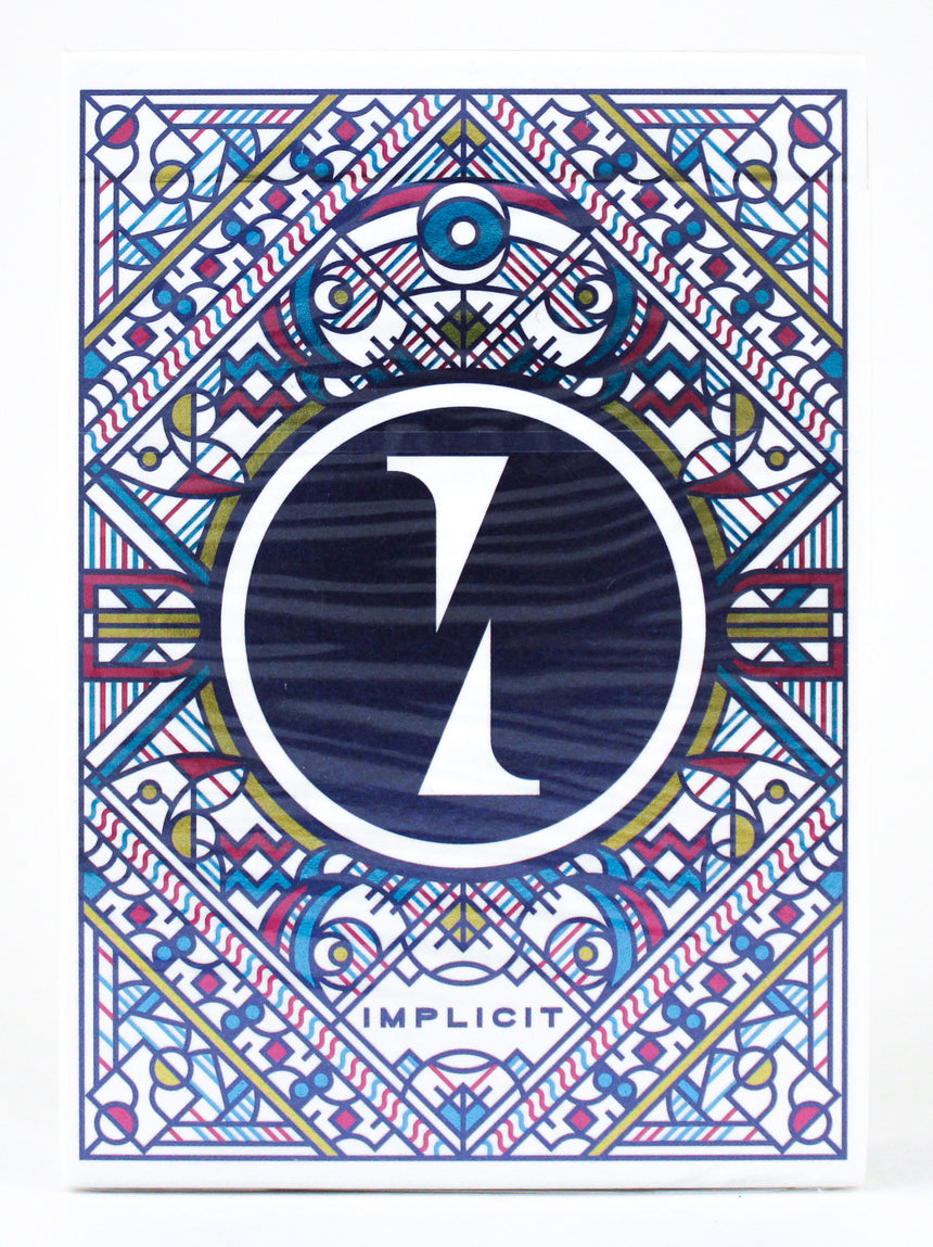 Implicit V2 - BAM Playing Cards